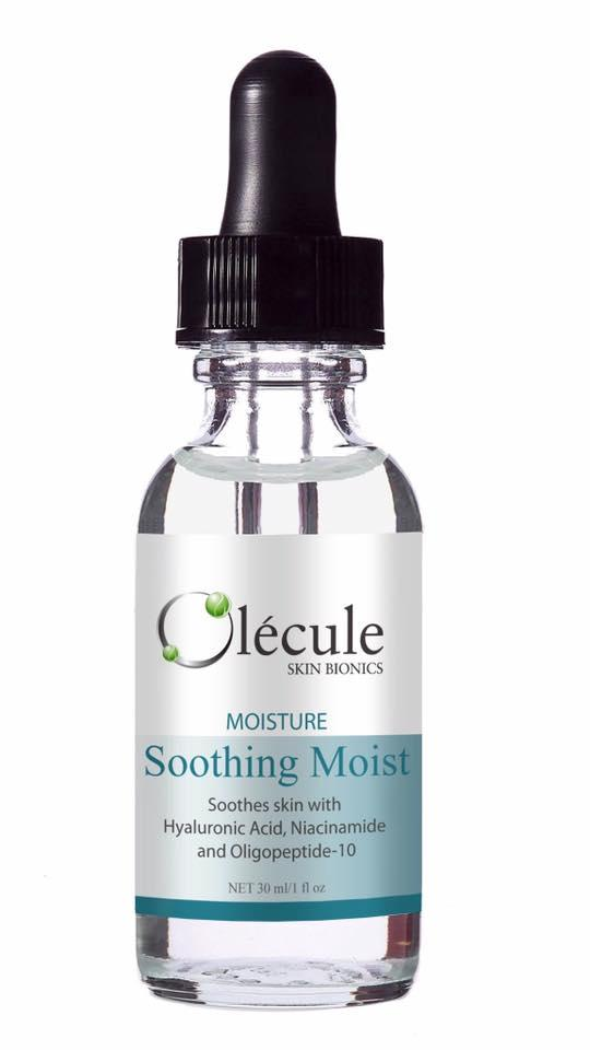 Image result for olecule soothing moist