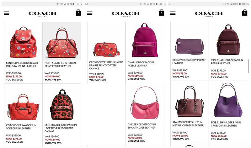 coach pocketbook outlet  offercoach